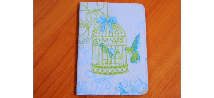 ปกพาสปอร์ต (bird cage)